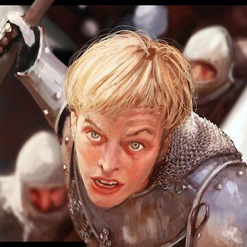Joanof Arc by ShaneCook