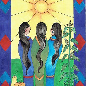 Three Sisters IV by weeyawakee1