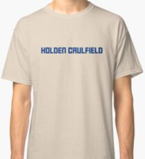 Holden Caulfield Classic T-Shirt