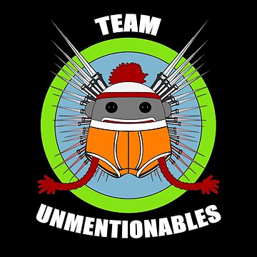 Team Unmentionables by ElocinMuse