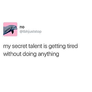 Secret talent by Kitsune-Chan