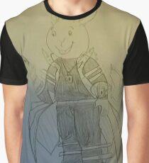 Buster Baxter as Seto Kaiba Graphic T-Shirt