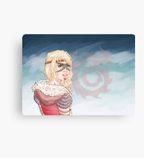 How To Train Your Dragon 2: ASTRID Canvas Print