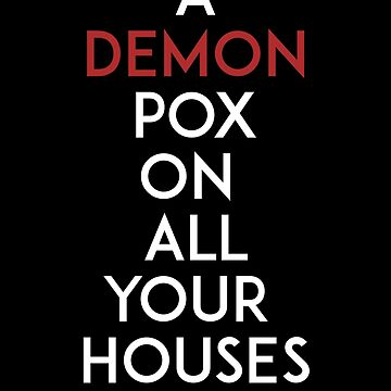 Demon Pox by aleesan