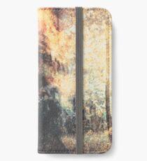 Dans Le Sillage Du Soleil iPhone Wallet/Case/Skin