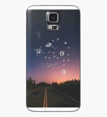 wanderlust cover planet Case/Skin for Samsung Galaxy