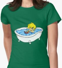 The Great Tub Womens Fitted T-Shirt