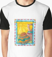 Pottery Graphic T-Shirt