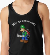 Boo-busters! Tank Top