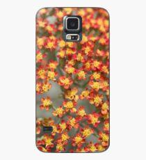 Flowers Tiny Tiny Case/Skin for Samsung Galaxy
