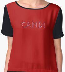 Candi Women's Chiffon Top