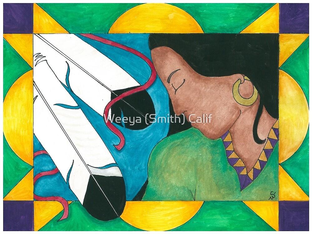 She Breaths by Weeya Michelle Smith