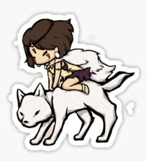 Princess Mononoke Sticker
