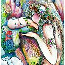 Butterfly Kisses by Robin Pushe'e
