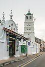 Kampung Kling Mosque 1 by Werner Padarin