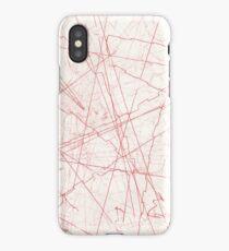 EXTERMINATE Red iPhone Case/Skin
