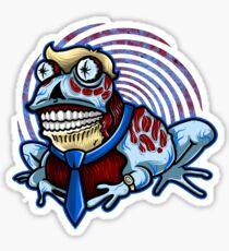 HypnOBEYtoad Sticker