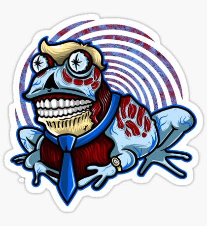 HypnOBEYtoad Sticker