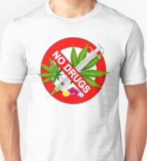 No Drugs Unisex T-Shirt