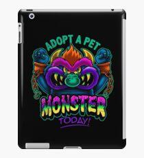 Adopt a Pet Monster iPad Case/Skin