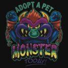 Adopt a Pet Monster by Bamboota