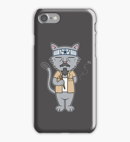 Mr.Meowgi iPhone Case/Skin