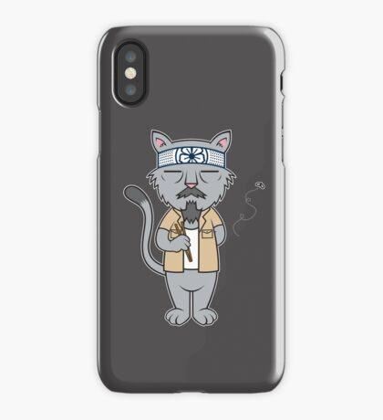 Mr.Meowgi iPhone Case