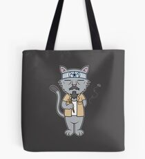 Mr.Meowgi Tote Bag
