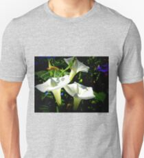 The pure beauty of white Unisex T-Shirt