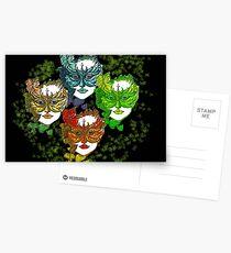 Seasons of the Goddess Postcards