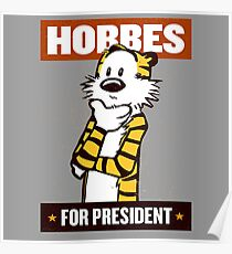 hobbes  Poster