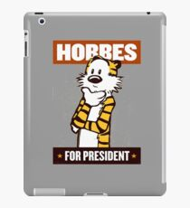 hobbes  iPad Case/Skin