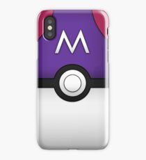 Masterball iPhone Case