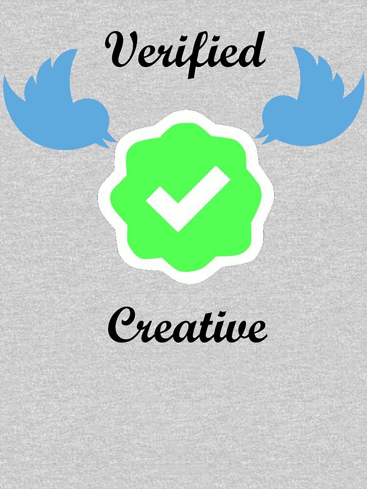Verified Creative 3 by Noveltee-Shirts