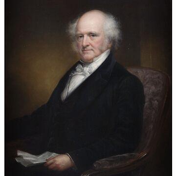 President Martin Van Buren by ozziwar