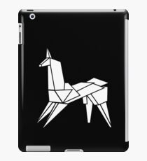"""""""It's too bad she won't live! But then again, who does?"""" iPad Case/Skin"""