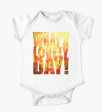 What A Lovely Day! Kids Clothes