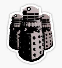 War Machines Sticker