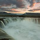 Waterfall of the Gods by Cameron B