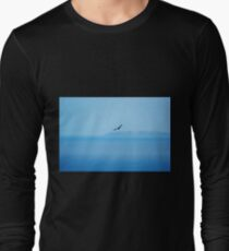 Wedge Tailed Eagle Over the Ocean T-Shirt