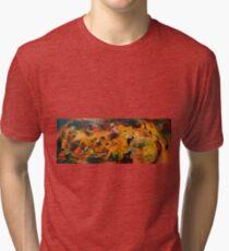 Autumnal Tri-blend T-Shirt