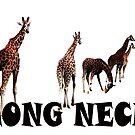 Long neck by ketut suwitra