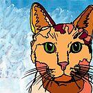 The Cat by Juhan Rodrik