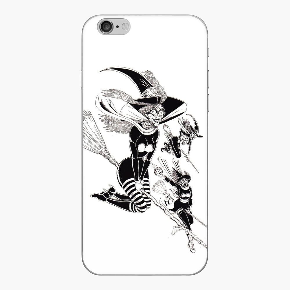 3 WITCHES iPhone Klebefolie