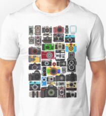 Pixelated Camerass T-Shirt