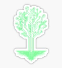 Tree of Technological Knowledge Sticker