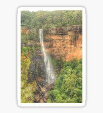 Fitzroy Falls .. the long view Sticker