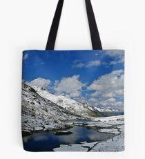 Scheidsee (Verwall Mountains) Tote Bag
