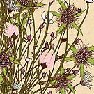 Wild Flowers Part 2 by Jessie Boulard