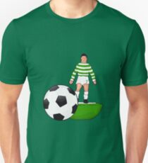 Retro 70's Table football Hoops Design T-Shirt